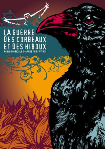 La guerre des corbeaux et des hiboux