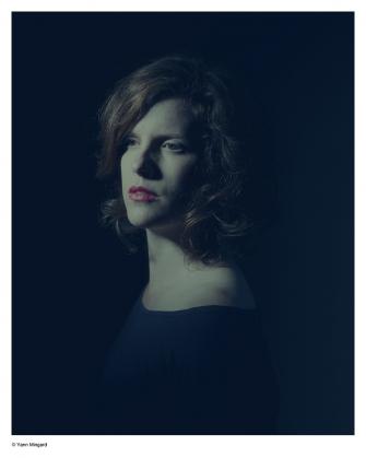 Olivia Pedroli – A Thin Line / ©Yann Mingard